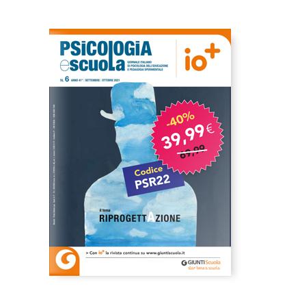 Psicologia e scuola e io+